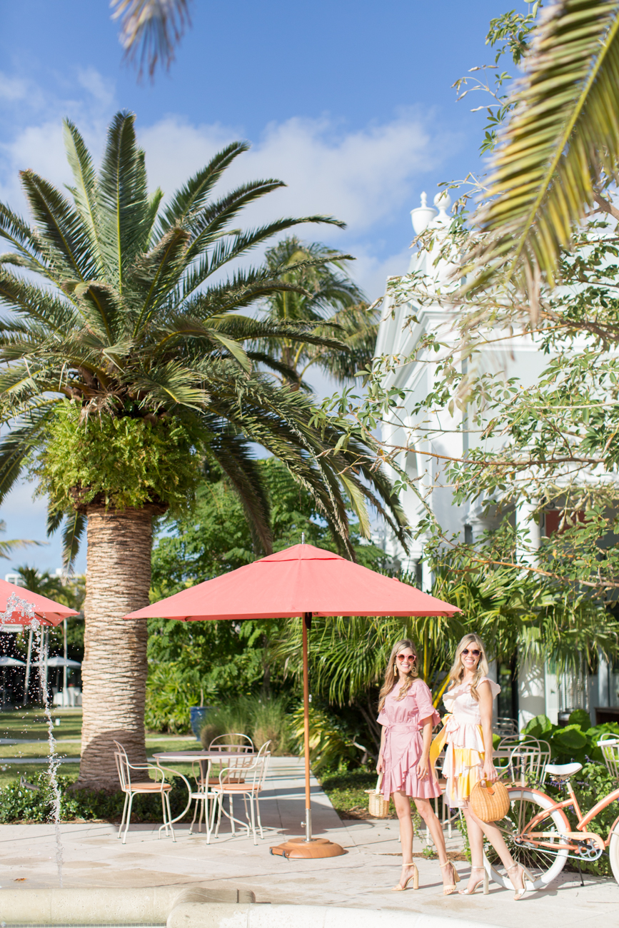 The Royal Poinciana Plaza with Palm Beach Lately