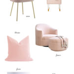 Home: Beth's Favorite Blush Furniture Finds