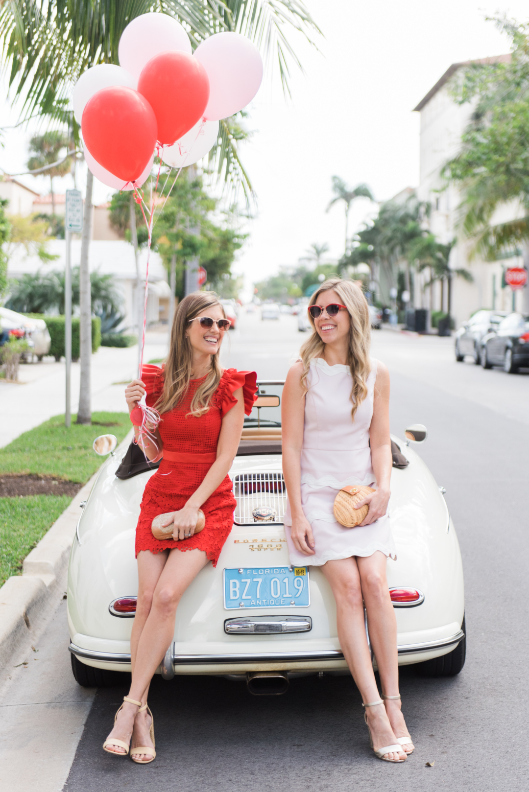 Fashion: Valentine's Dresses with Palm Beach Lately
