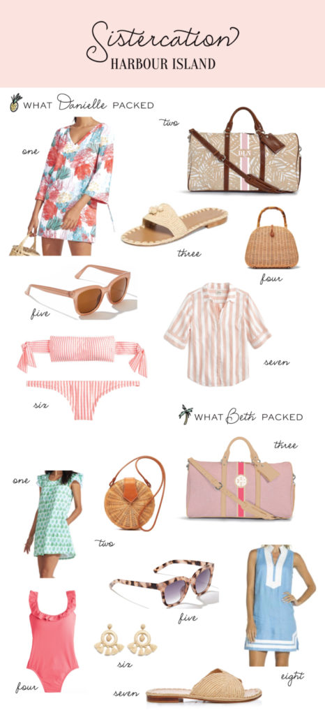 Travel: What We Packed for Harbour Island by Palm Beach Lately