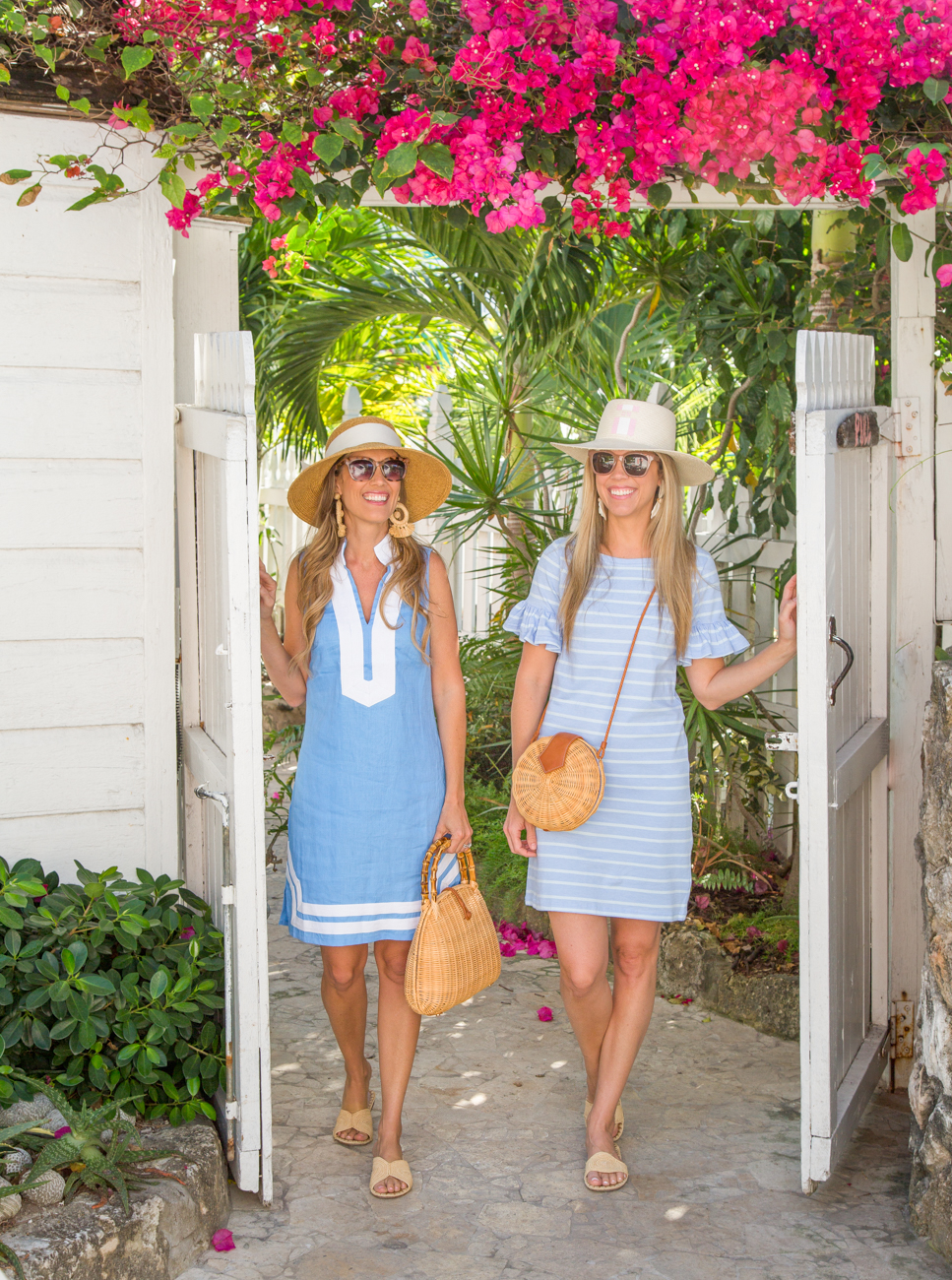 Fashion: Sail to Sable with Palm Beach Lately in Harbour Island