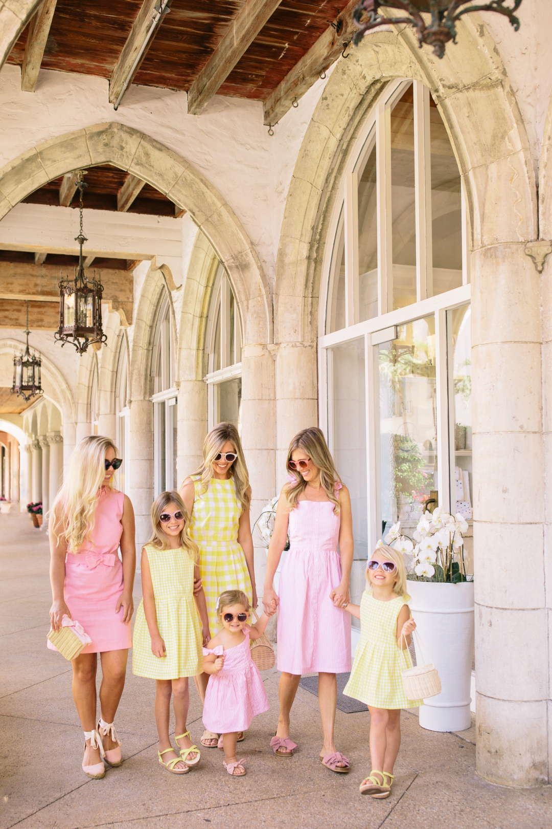 "Fashion: Palm Beach Lately and Elizabeth Wilson Designs ""Mommy and Me"" Capsule Clothing Collection"