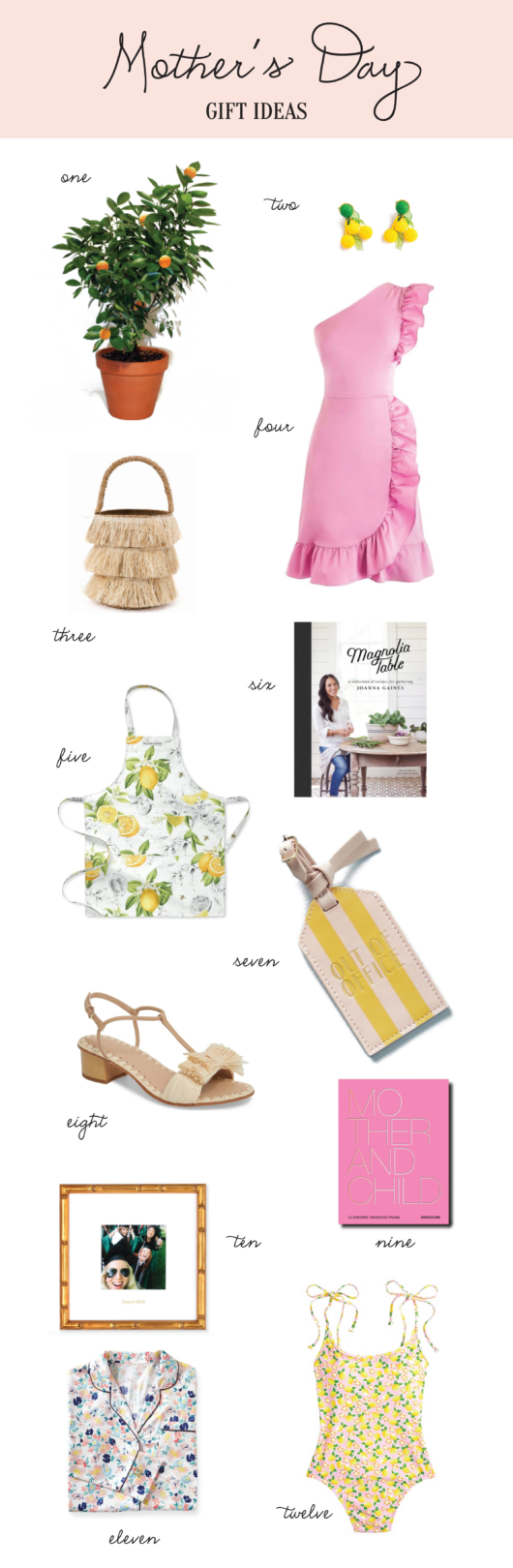 Holiday: Mother's Day Gift Ideas by Palm Beach Lately