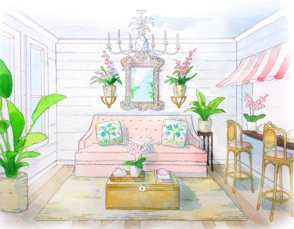 Introducing: The Pineapple Pad Vacation Rental by Palm Beach Lately