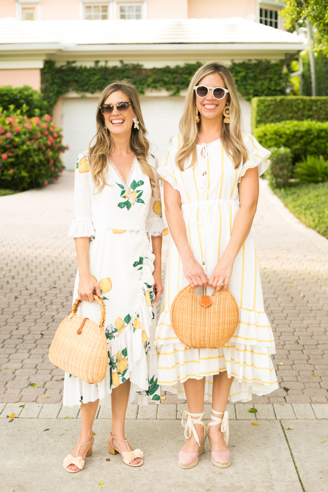 Fashion: Lemons and Stripes with Palm Beach Lately