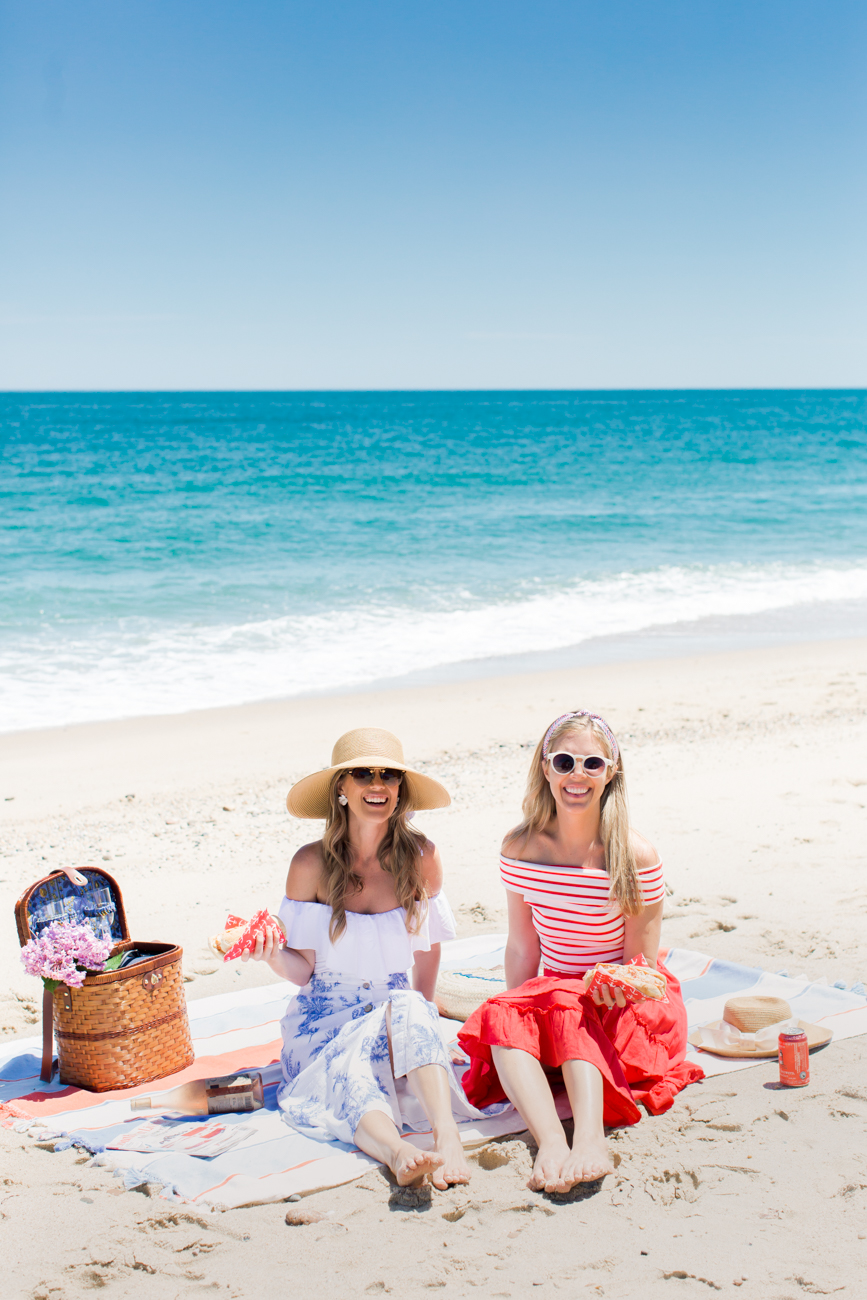 Travel: Great Point Beach on Nantucket with Palm Beach Lately