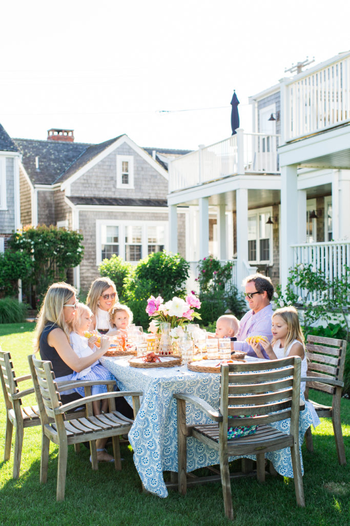 Travel: Clambake at Harborview Nantucket with Palm Beach Lately