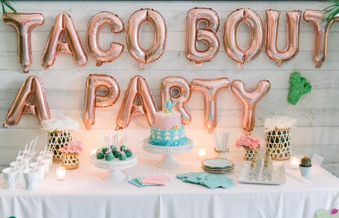 Danielle's Surprise Birthday Party