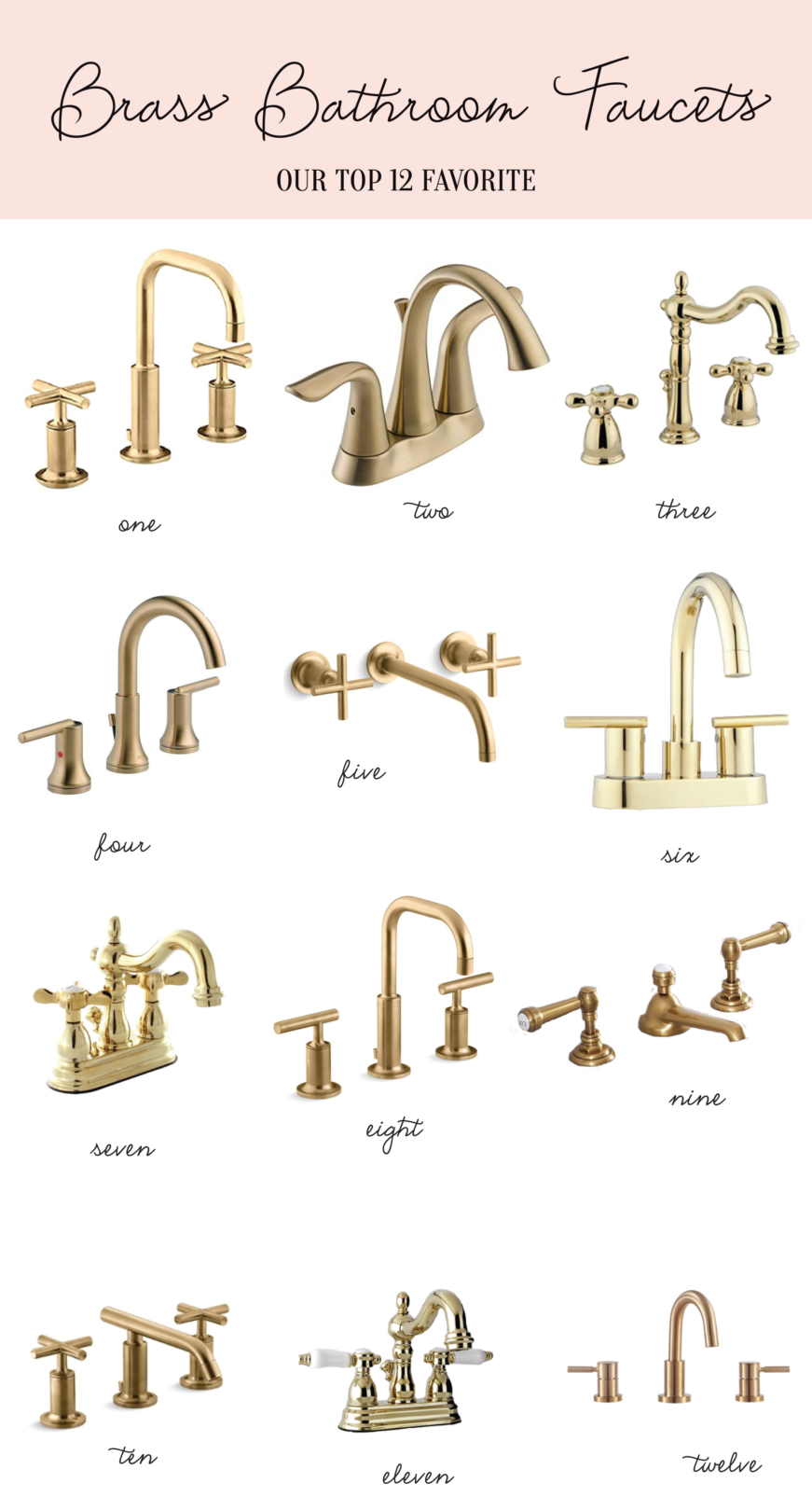 Home Brass Bathroom Faucets Palm Beach Lately