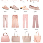 Fashion: Blush Transitional Pieces for Fall
