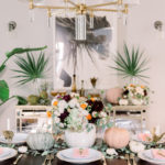Home: Pumpkins and Pineapples Fall Tablescape