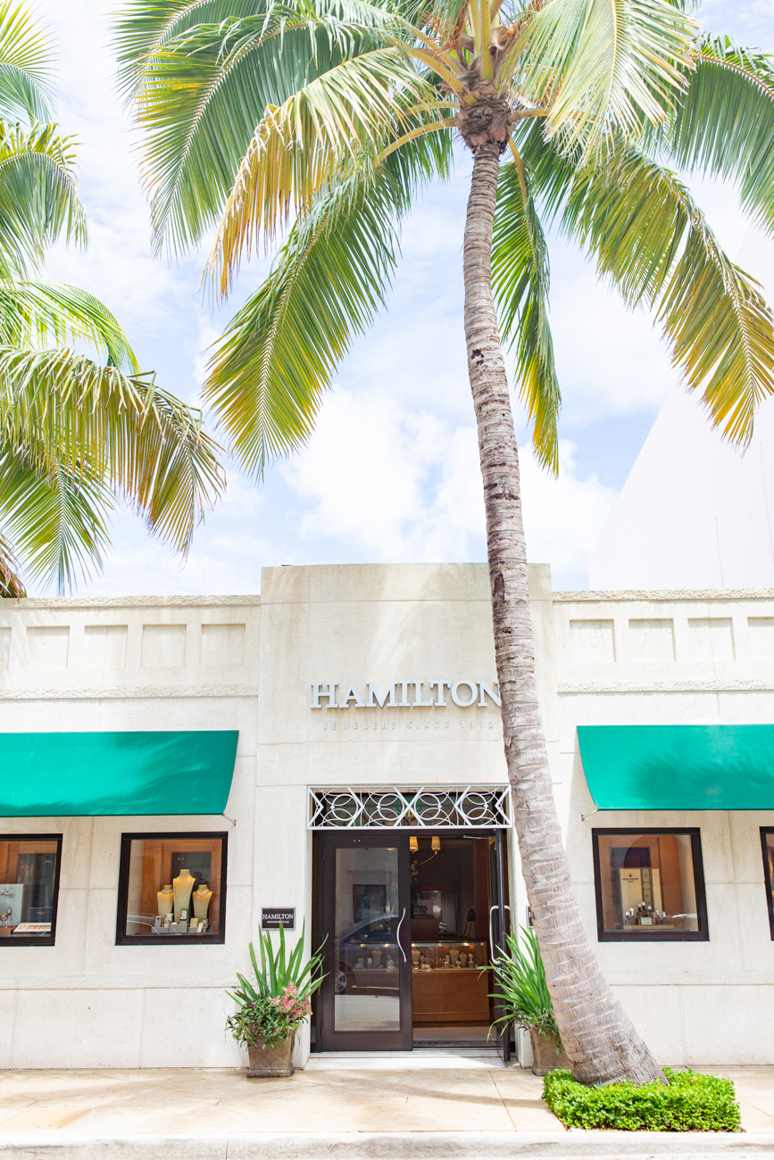 Hamilton Jewelers in Palm Beach Lately's Travel Guide to Palm Beach