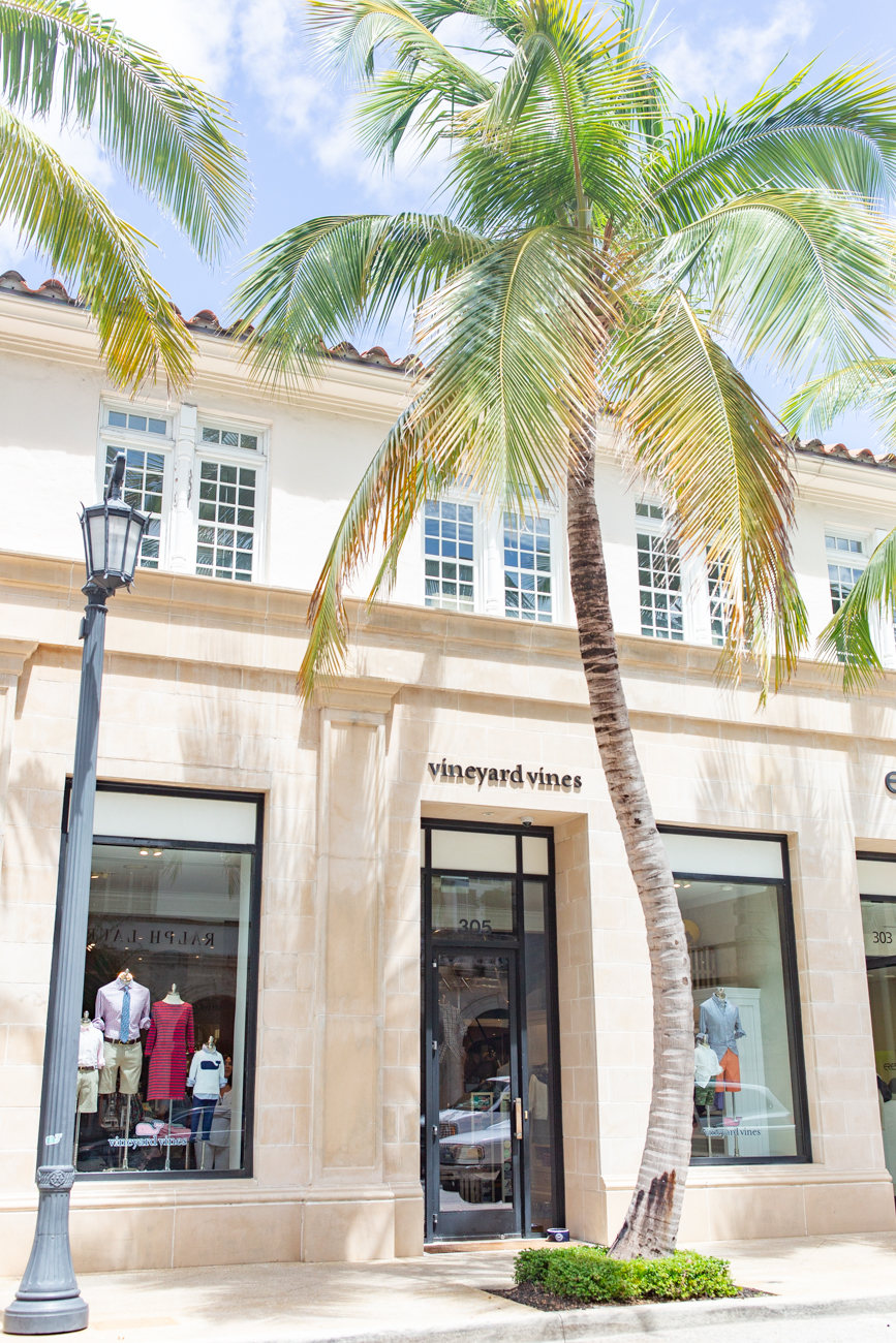 Vineyard Vines in Palm Beach Lately's Travel Guide to Palm Beach