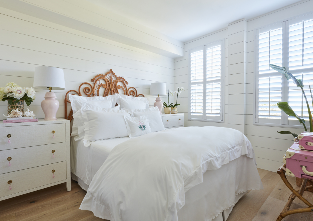 Home: Pioneer Linens in Palm Beach Lately's Pineapple Pad