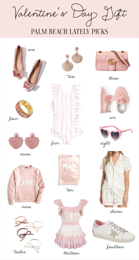 Palm Beach Lately Valentine's Gift Guide
