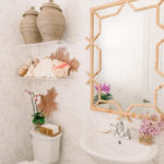 Home: Beth's Powder Room Refresh