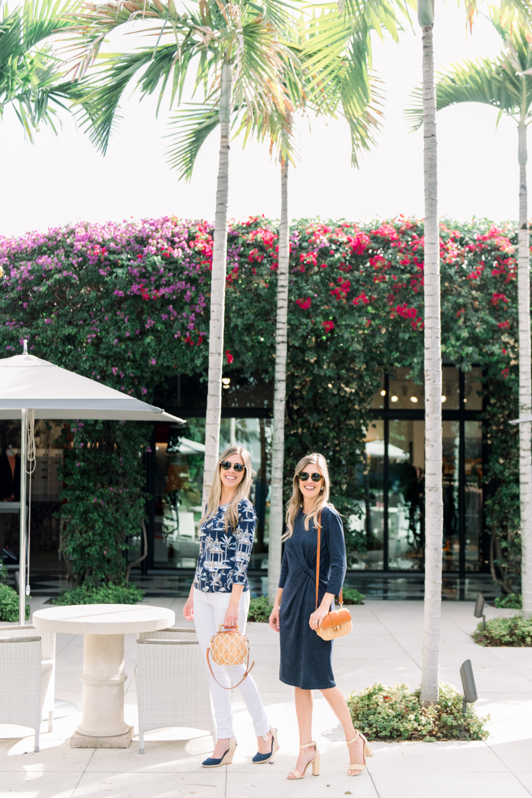 Fashion: J.McLaughlin with Palm Beach Lately