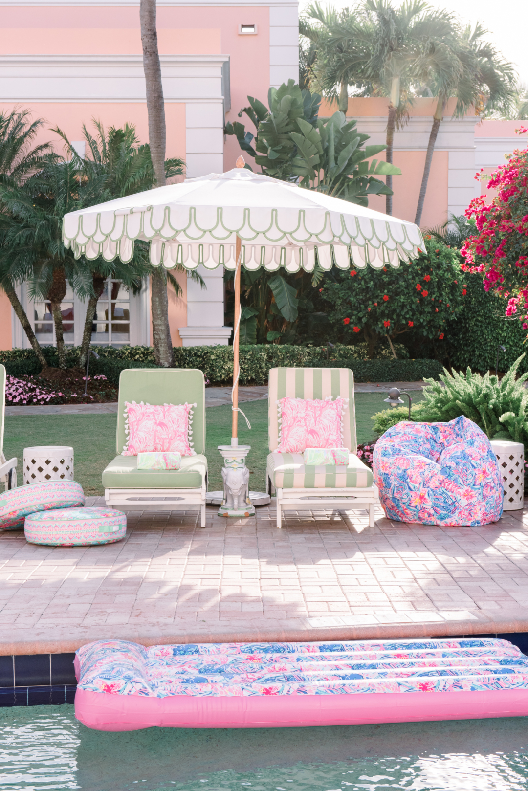 Home: Pottery Barn x Lilly Pulitzer with Palm Beach Lately