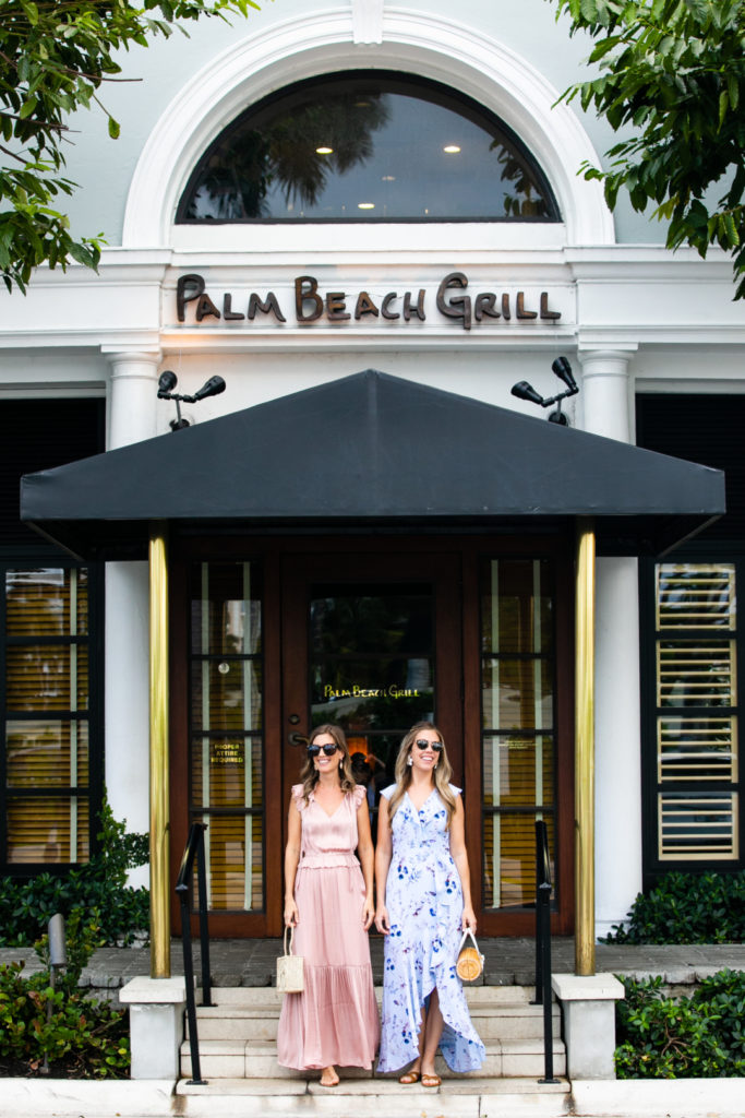 Palm Beach Grill x Palm Beach Lately