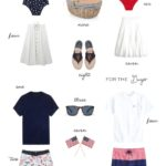Fashion: 4th of July Beach Looks for the Family