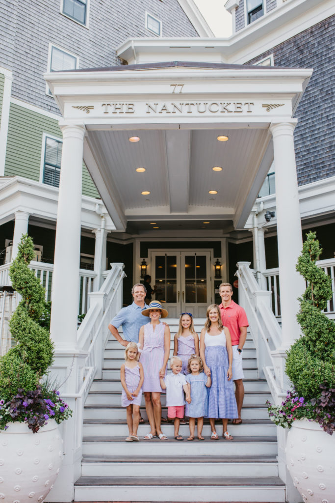 Travel: The Nantucket Hotel Clambake with Palm Beach Lately