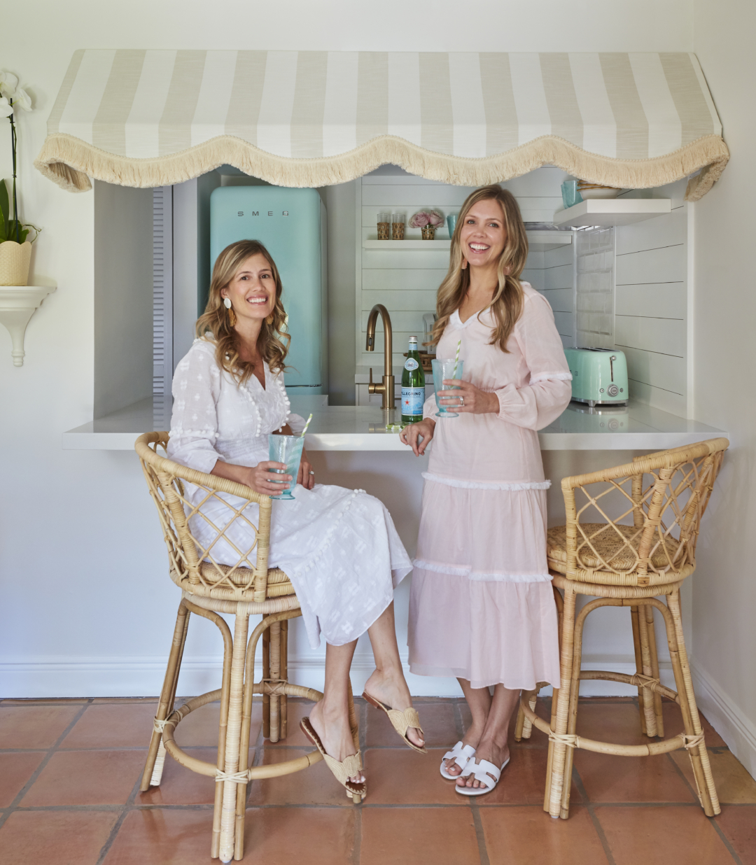 "Travel: Welcome to the ""Sisters Suiite"" by Serena & Lily and Palm Beach Lately at The Colony Hotel"
