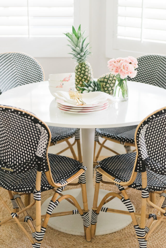 Black Bistro Chairs