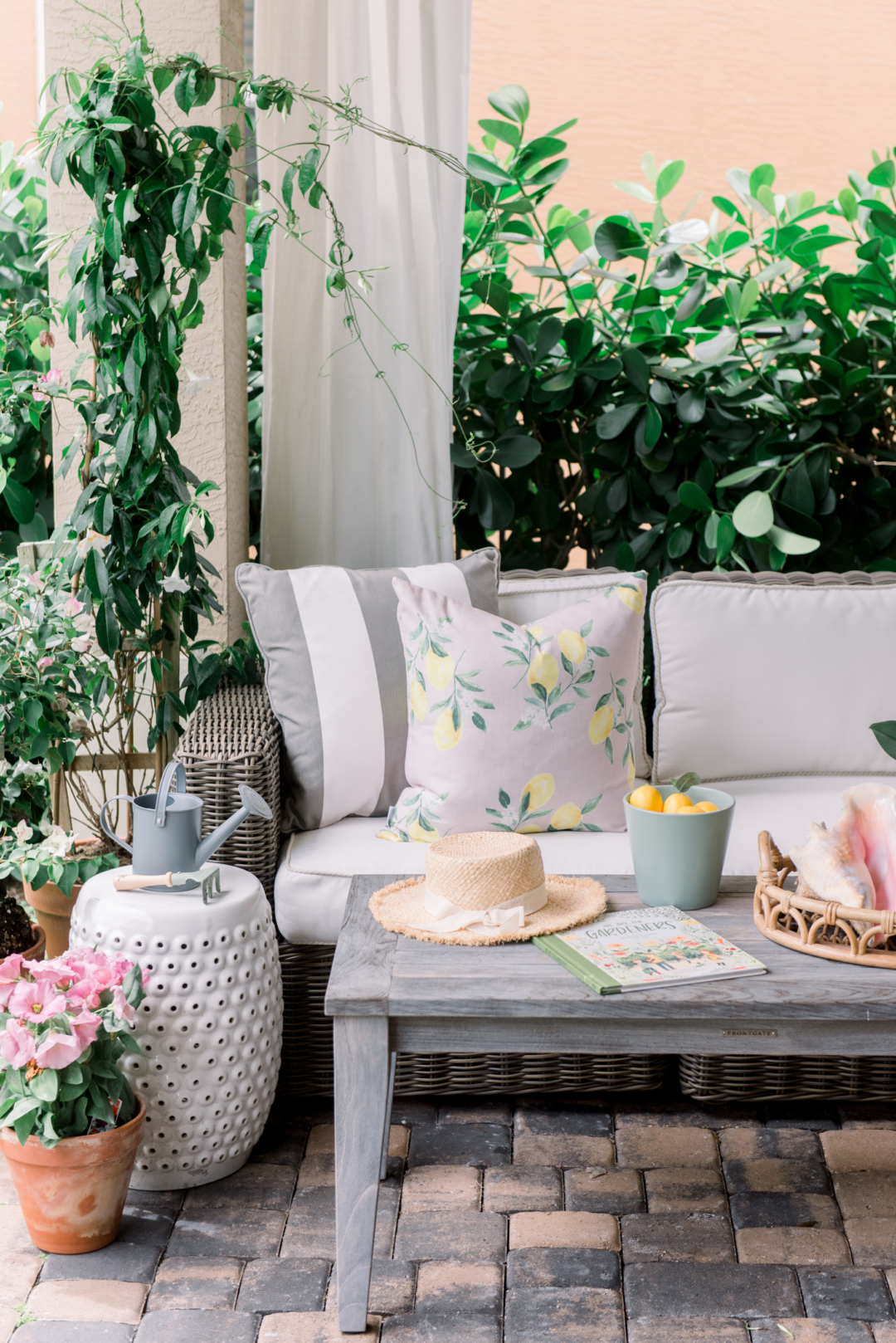 Home: Mommy and Me Gardening Essentials with Palm Beach Lately