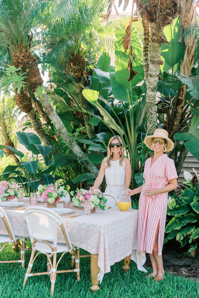 Home: Amanda Lindroth x Julia Berolzheimer Collaboration featured by Palm Beach Lately