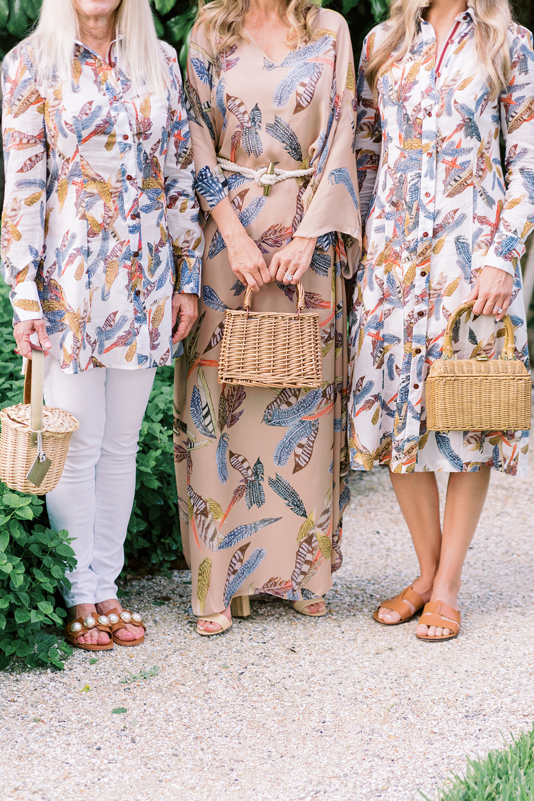 Fashion: Ala von Auersperg with Palm Beach Lately