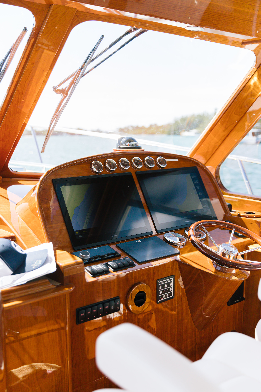 Palm Beach Lately x Hinckley Yachts