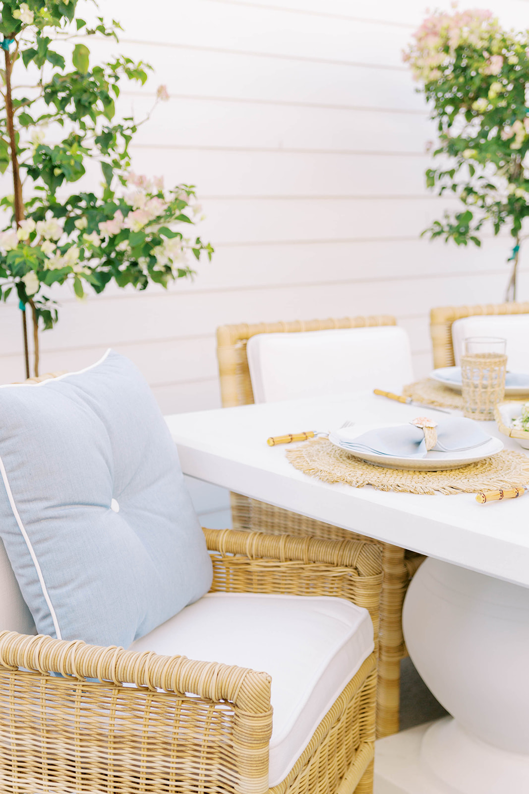 Home: Summer Patio with Serena & Lily