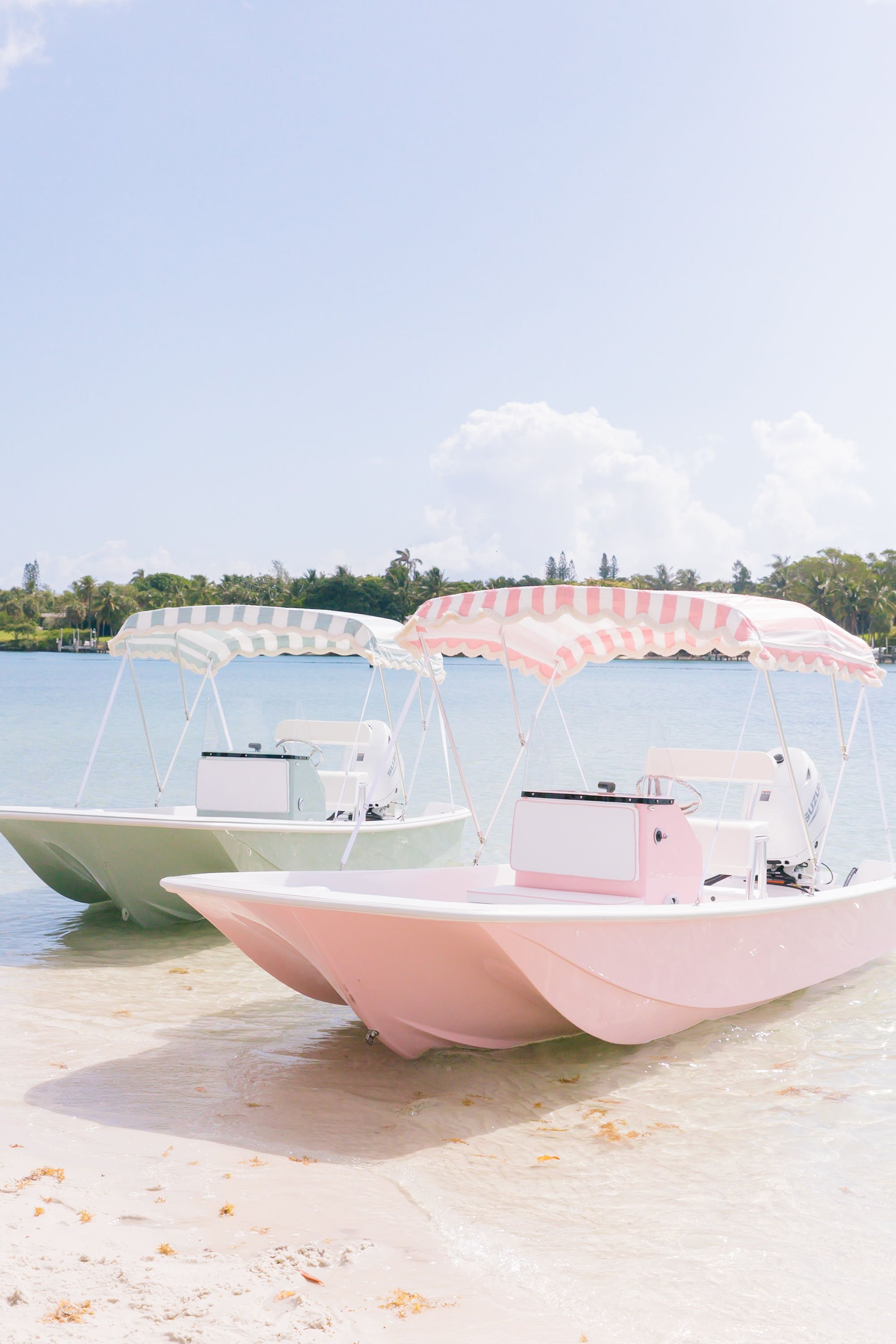Palm Yachts Picnic Boats with Palm Beach Lately and Yachts Lately