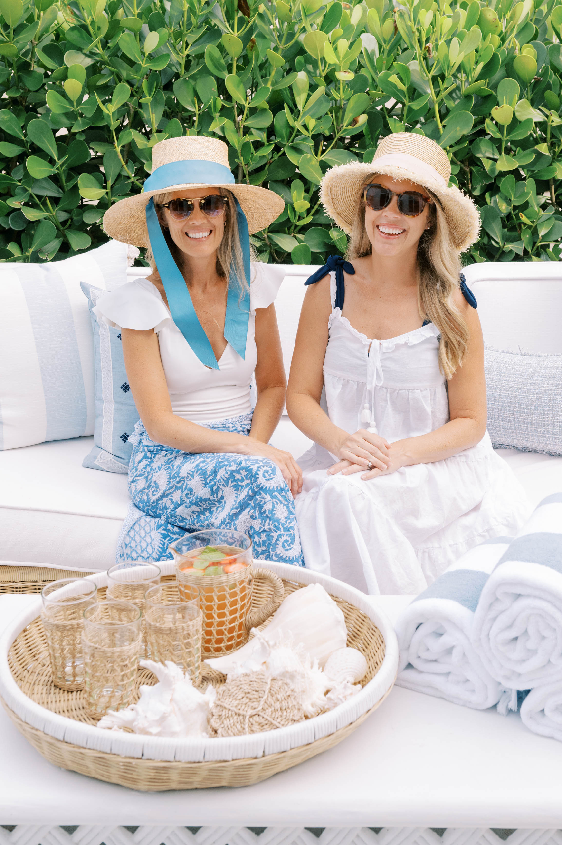 Home: Serena & Lily and Palm Beach Lately Summer
